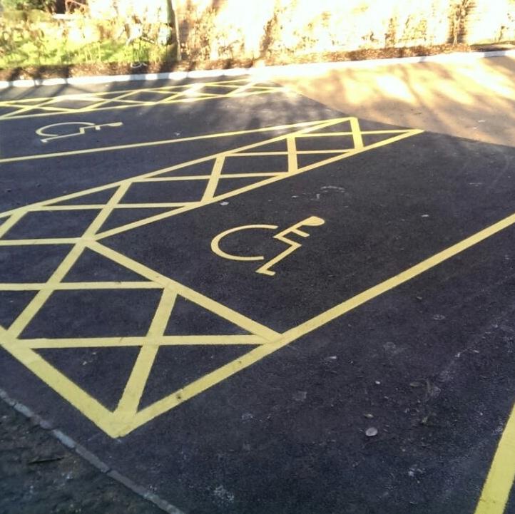London Car Parking Space